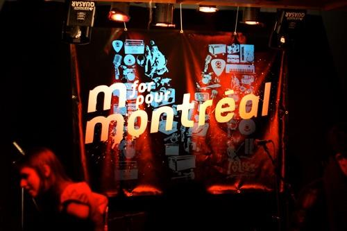 M For Montréal