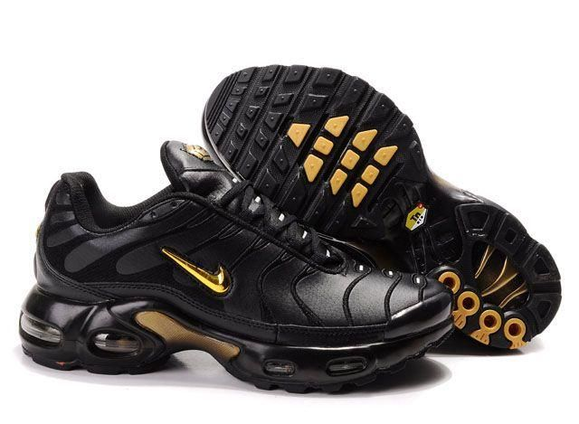 http://www.airmaxshoes.net/nike-air-max-tn-black-metallic-gold-leather-p-470.html?zenid=48ss6rdetms15kv4j8ob88cmf4 Only  #NIKE AIR MAX TN BLACK METALLIC GOLD LEATHER  Free Shipping!