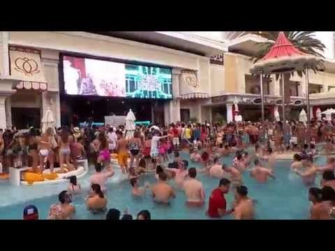 memorial day encore beach club