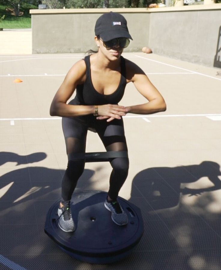 How I Tone My Abs & Glutes