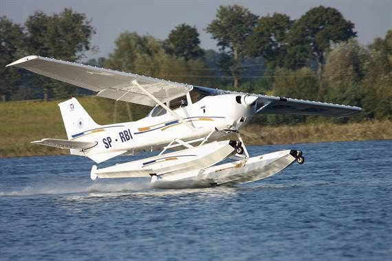 Lot hydroplanem dla Dwojga