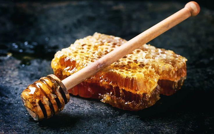 Nieuw-Zeelandse raathoning. Honing in haar puurste vorm.