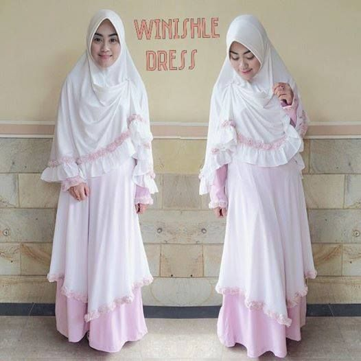 Edisi September Reference outfit : hangout, ta'lim, shopping kode baju WINISHLE dress Idr 400.000 fabric jersey high quality size S.m.L details : busui friendly bisa request warna +size quick respons 28B4C7EB