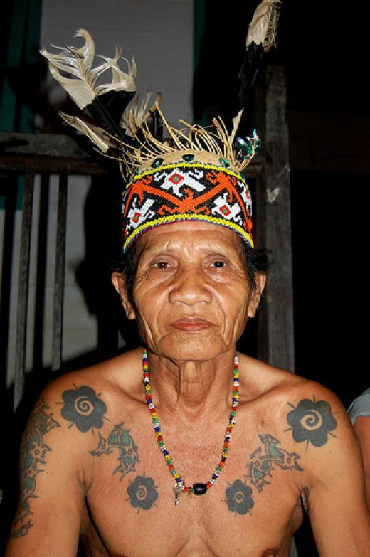 Borneo Flower Tattoo Meaning | ... helpful for all of you who consider gettin' a Borneo rose tattoo