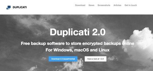 Duplicati - Herramienta de respaldo gratuita para Windows Mac y Linux que cifra tus archivos y los guarda en la nube   Si bien tu sistema operativo sea el que sea que uses incluye una herramienta propia paracrear respaldos estas suelen estar bastante limitadas en características y los respaldossuelen ser locales a medios extraíbles y no ofrecen cifrado por defecto. Probar una solución de terceros si te interesa la seguridad de tus archivos es probablemente algo que quieras hacer…