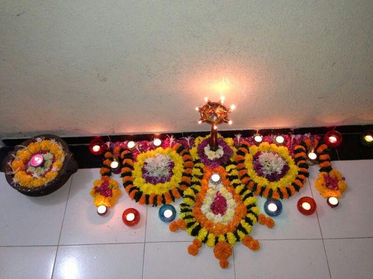 Best 635 Rangoli Design And Diwali Decoration Images On