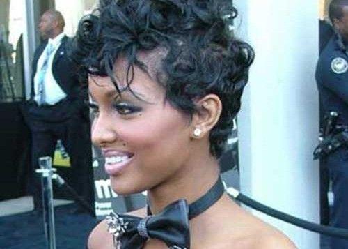 30 Beautiful Black Women Short Hairstyles 2015 – 2016