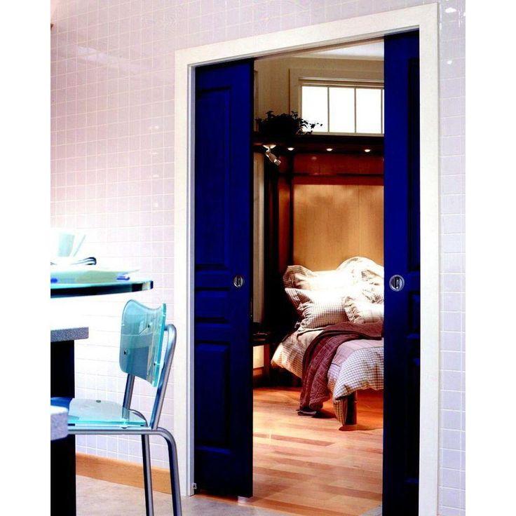 Johnson Hardware 1500 Series Pocket Door Frame for Doors up to 24 in. x 80 in.
