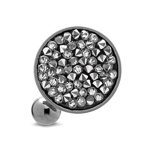 http://picxania.com/wp-content/uploads/2017/08/the-gemseller-womens-swarovski-crystal-studded-clip-on-earrings-jet-crystal-metallic-silver-silver-metallic-silver-silver.jpg - http://picxania.com/the-gemseller-womens-swarovski-crystal-studded-clip-on-earrings-jet-crystal-metallic-silver-silver-metallic-silver-silver/ - The Gemseller Women's Swarovski Crystal Studded Clip-On Earrings, Jet Crystal Metallic Silver / Silver Metallic Silver / Silver -   Price:    Add a little spa