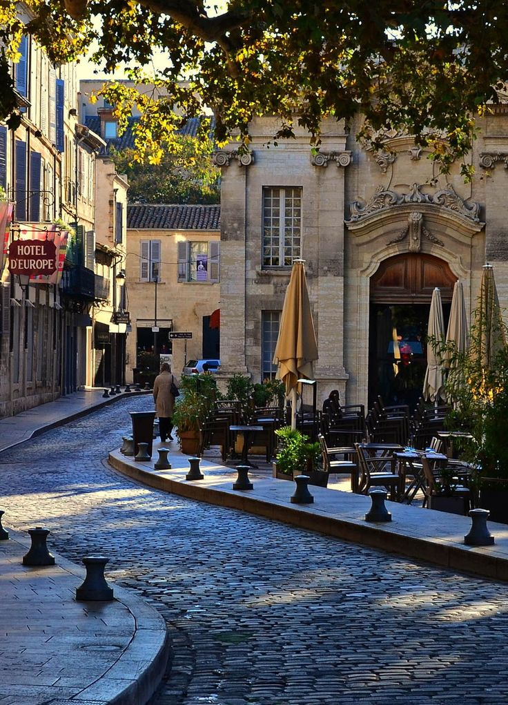 Avignon in beautiful #Provence