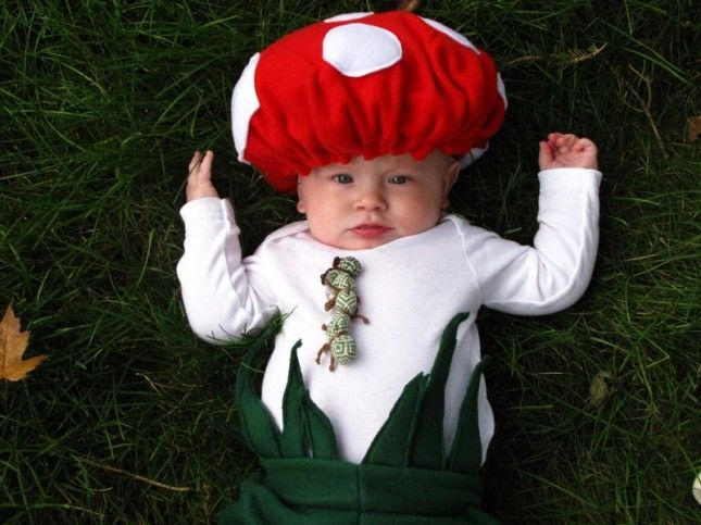The 30 Best Baby Halloween Costumes Ever via Brit + Co