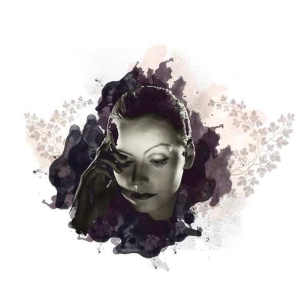 """""""Du bist meine Greta Garbo"""" by ladylindy on Polyvore"""