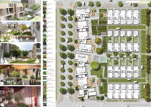 Project drawing from Holloway Builders. Courtesy of Breathe - The New Urban…