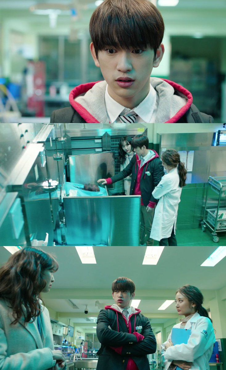 "He Is Psychometric"" Shares Teasers Of GOT7's Jinyoung's"