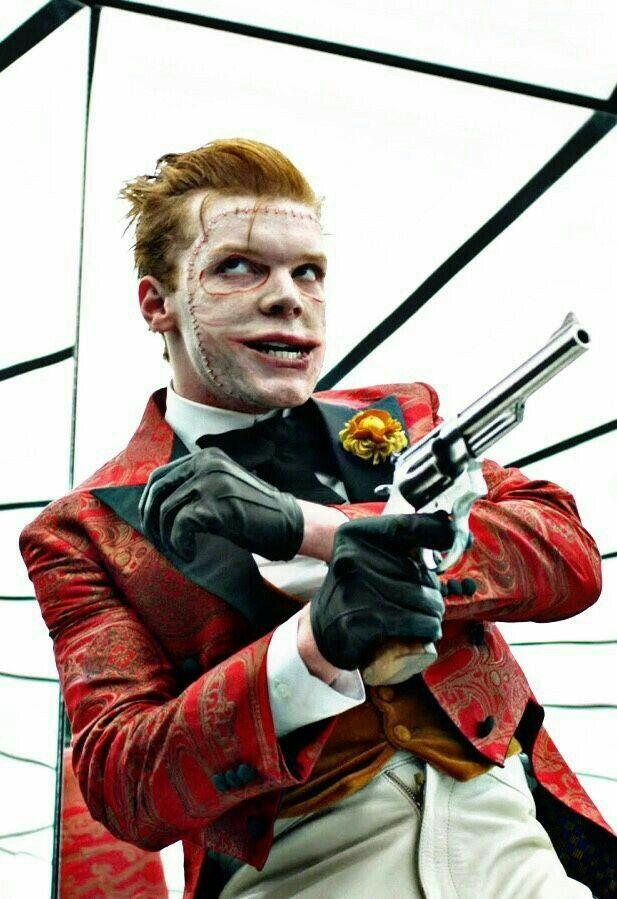 Joker from Gotham tv show