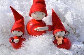 Christmas elf table decoration - Aarikka
