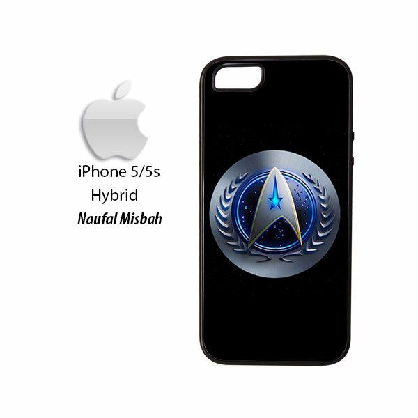 Star Trek iPhone 5/5s HYBRID Case Cover