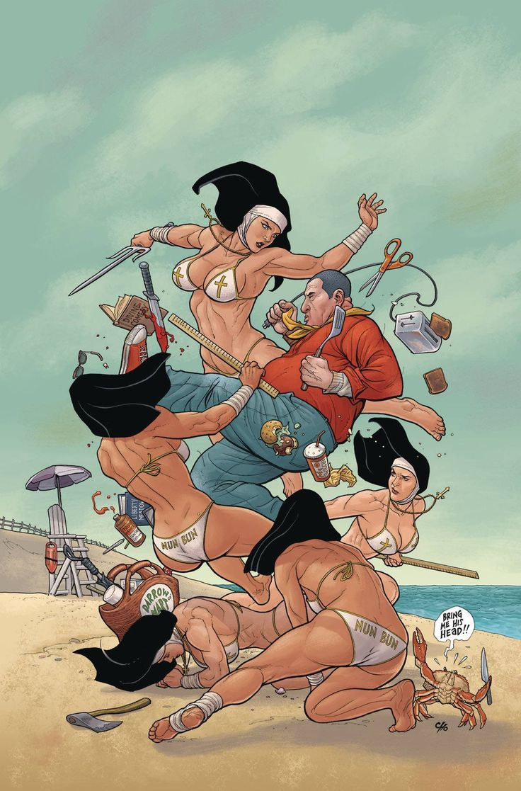 Shaolin Cowboy Who'll Stop The Reign #2 (Cover B Frank Cho)