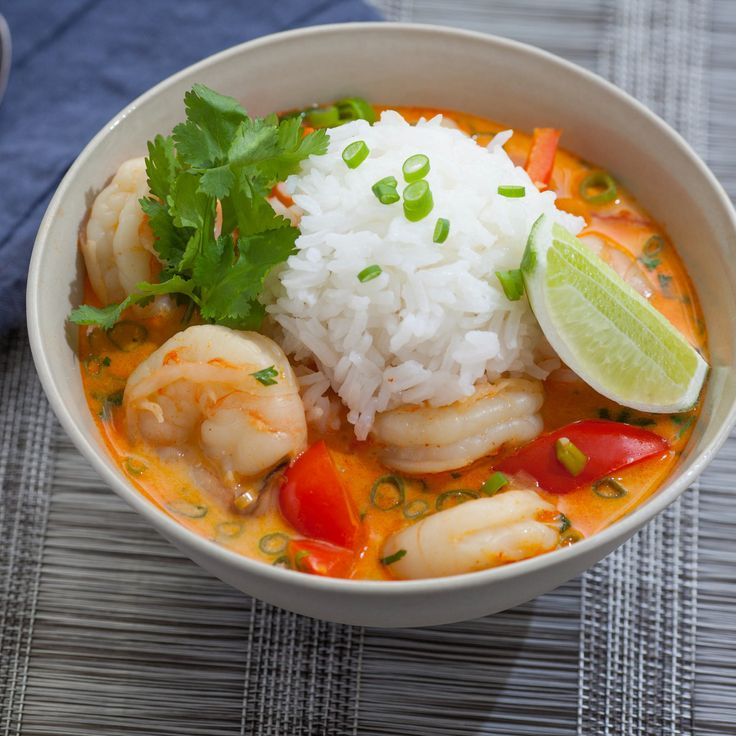 2704 best food images on pinterest kitchens snacks and for Thai fish soup
