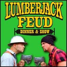 Our Review Of Lumberjack Feud-Pigeon Forge Tn! | Flip Out Mama