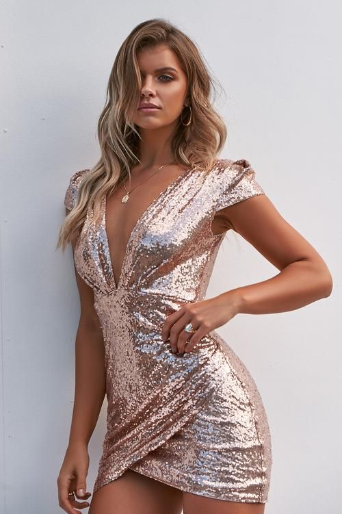 single ladies sequin dress 6074b43b69