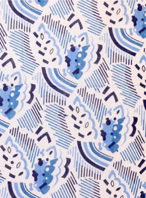 """Russian pattern design, ca.1922-30"""", Moscow."""