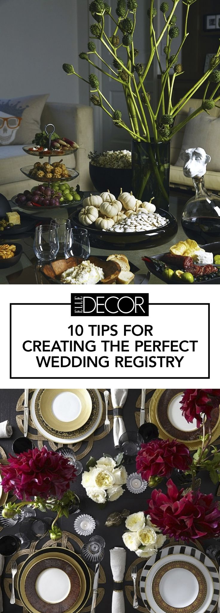 106 best wedding registry ideas images on pinterest couples 10 wedding registry tips youll wish you knew before finalize your list according to junglespirit Images