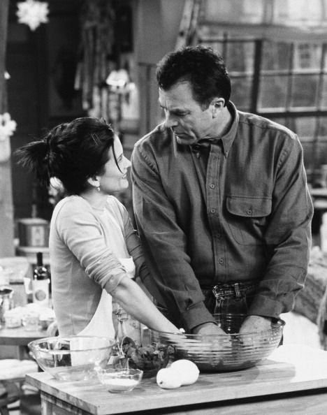 Monica dating richard friends