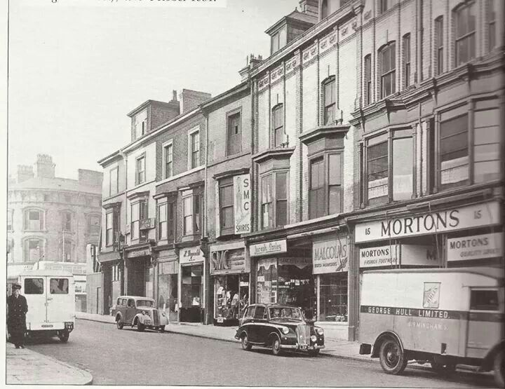 Smallbrook Queensway 1951