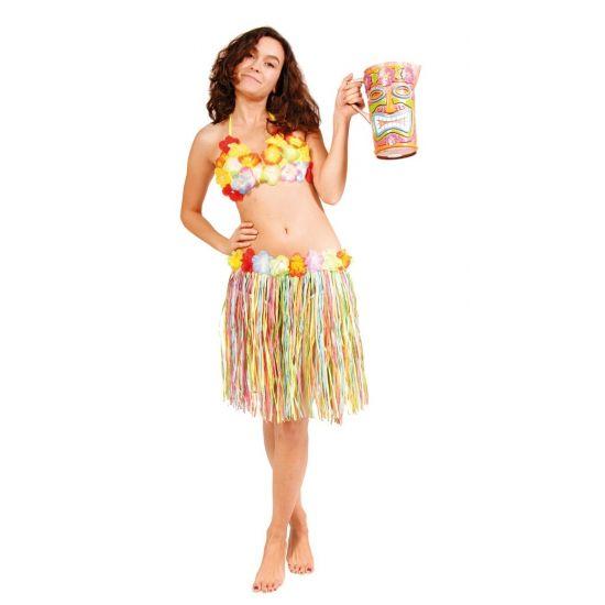 Hawaii rokjes. Hawaii of tropisch feestje? Bij Fun en Feest vind je de leukste Hawaii feestartikelen, kostuums en accessoires. Toppers Crazy Summer kleding tip!