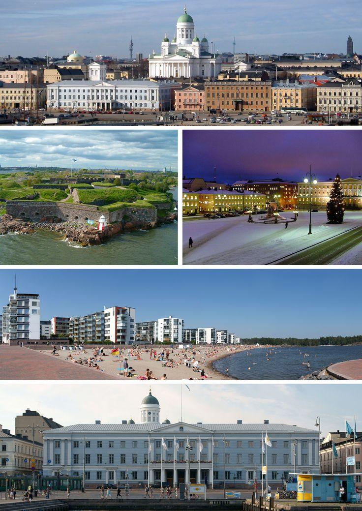 Helsinki  4 - 7 June 2013