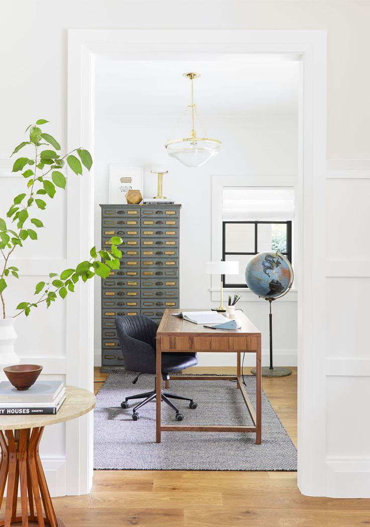 Portland Reveal A Light Bright Home Office Office Studio