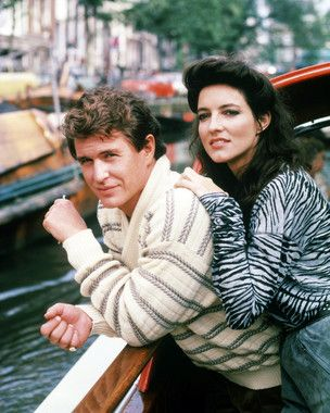 Madolyn Smith Osborne and Tom Berenger from If Tomorrow Comes