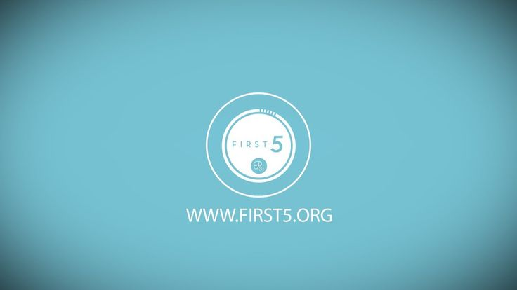 First 5: Covenant, Week 5