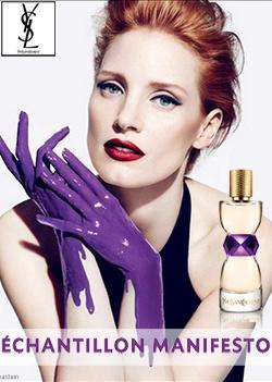 Échantillon de parfum Yves Saint Laurent. http://rienquedugratuit.ca/echantillon-gratuit/parfum-yves-saint-laurent/