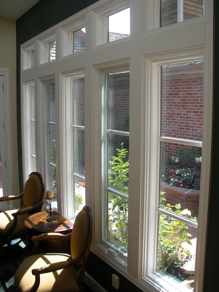 Transcend H3 Insert Windows | HURD Windows & Doors