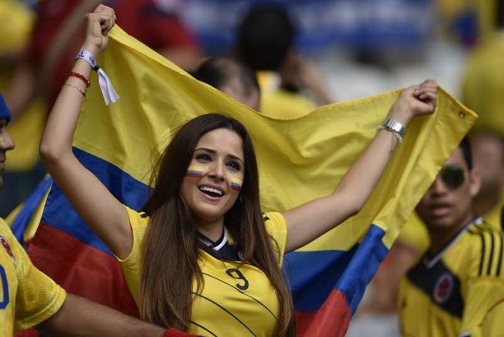 Colombie - Grece / Photo AFP