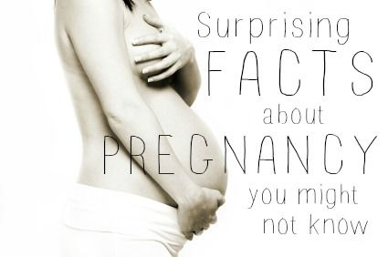 3 Surprising Facts About Pregnancy You Might Not Know