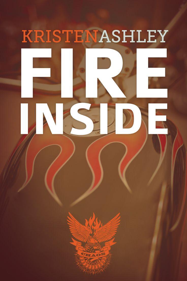 International Ebook Cover For Fire Inside