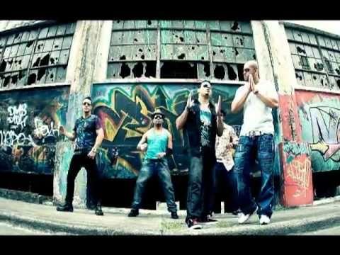 "Merengue w/ reggaeton Grupo Karis Ft. Voltio ""El Chamaco"" - ""Muralla de Mala Fe"""