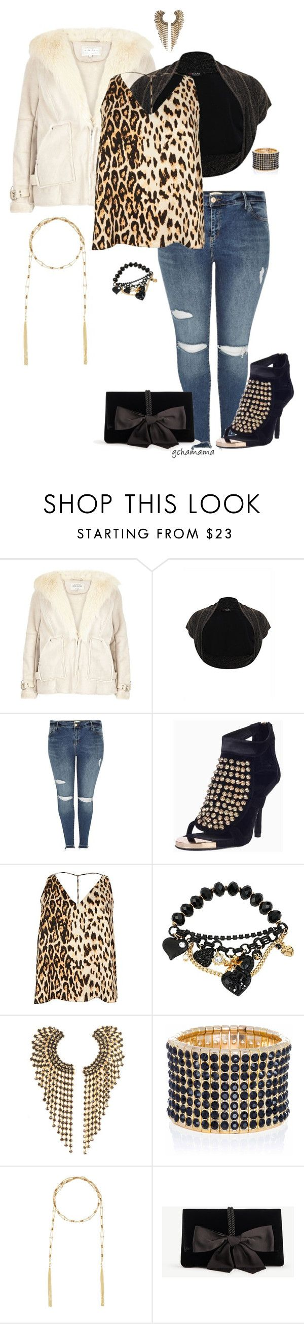 """""""I'll be gentle- plus size"""" by gchamama ❤ liked on Polyvore featuring River Island, Betsey Johnson, White Leaf, Ingenious Jewellery, NAKAMOL, Ann Taylor and plus size clothing"""