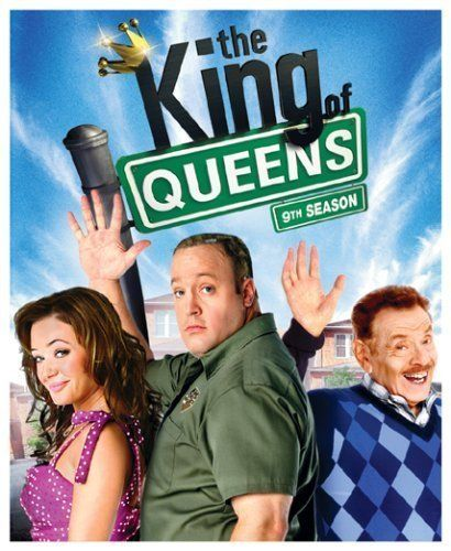 "The King of Queens (1998) Poster - ""Got hooked on this show flying to Bermuda on JetBlue ;) """