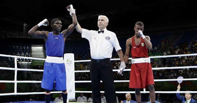Triunfo del #Boxeo Colombiano: El Primer GOLPE a favor en río → http://bit.ly/2b1r6pG