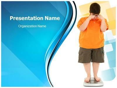 best obesity powerpoint templates images on, Powerpoint