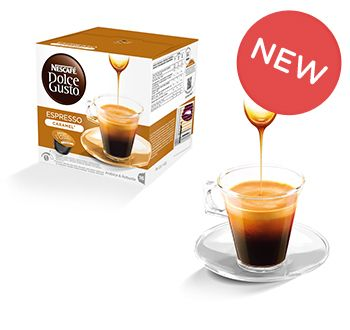 NESCAFÉ® Dolce Gusto® Espresso Caramel. 5,69 €