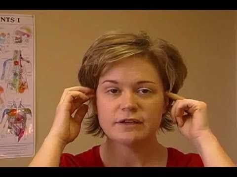Lymph Drainage for the Ears from Louisville Massage Therapist at MassageByHeather.com - YouTube
