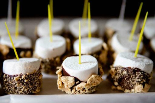 recept voor Chocolade marshmallow-pops