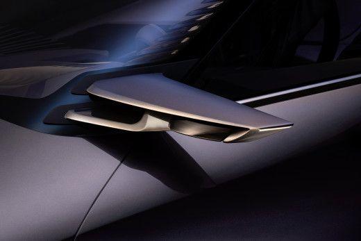 Концептуальный компактный кроссовер Lexus UX получил распашные двери и«кинетические кресла» - Автошоу - Cardesign.ru
