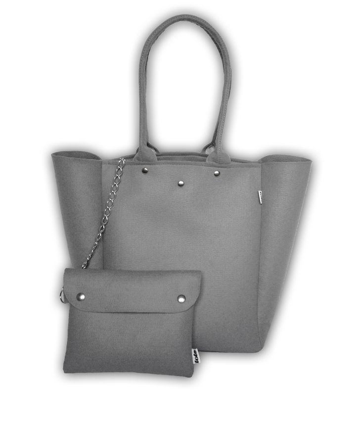 CITYFELT big grey bag http://www.totostyle.pl/