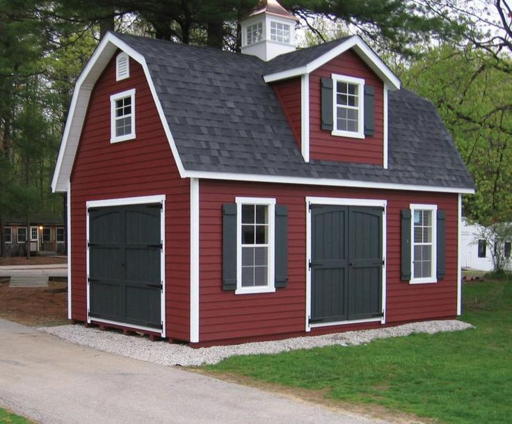 Poconos and Lehigh Valley A-Frame Sheds Mini-Barn Sheds Cottage Sheds Hi-Side Dutch Sheds Victorian Sheds and more Sheds Garages Two Story Buildings